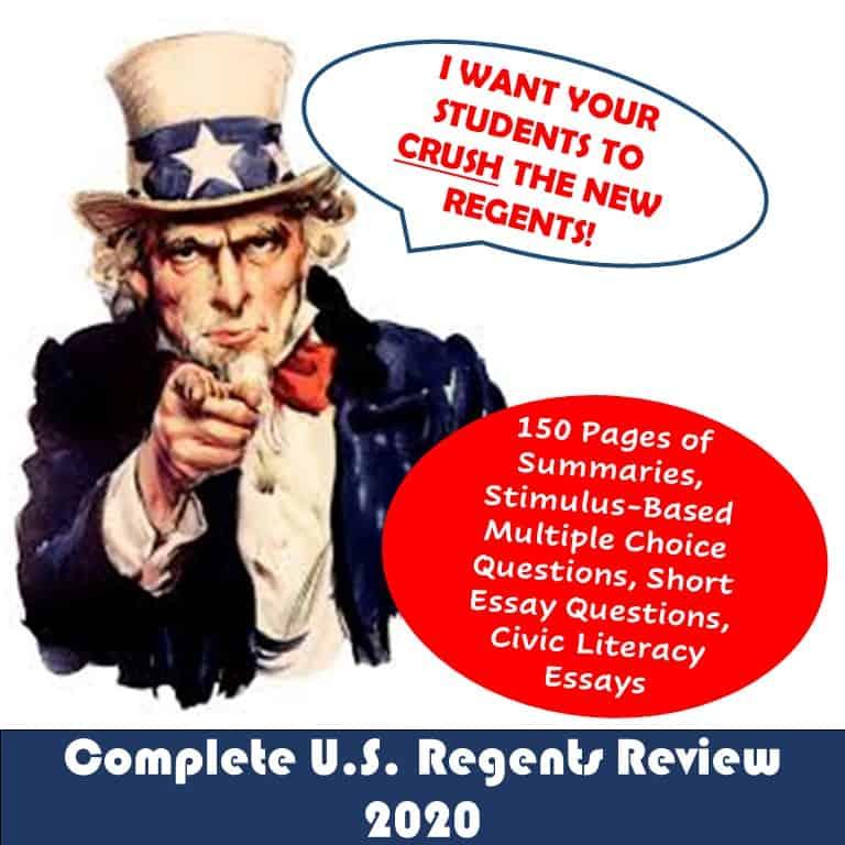 U.S. Regents Review TpT
