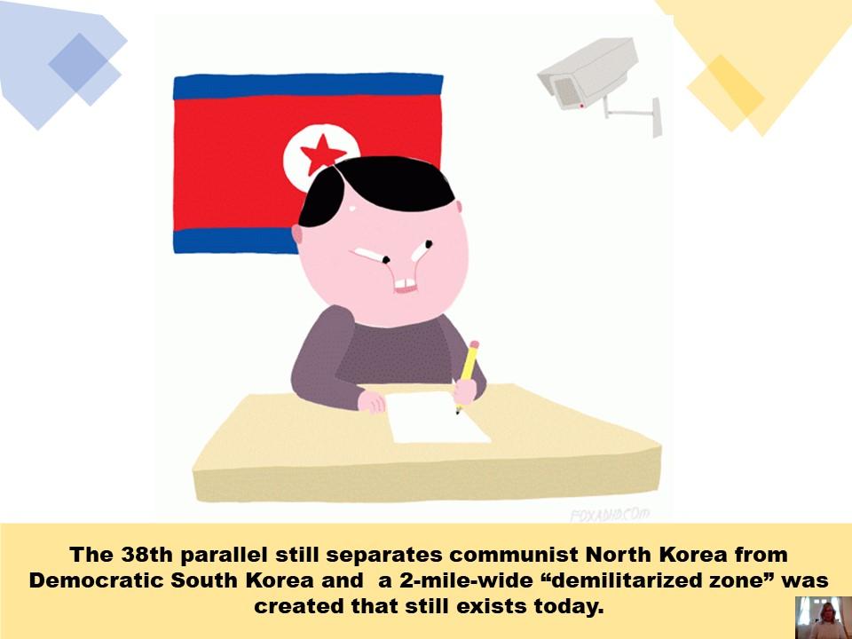 Korean War and Vietnam War