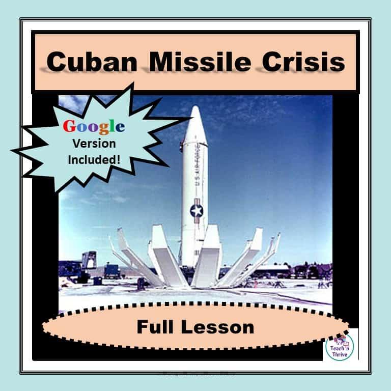 Cuban Missile Crisis Less