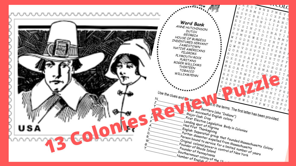 cover 13 colonies