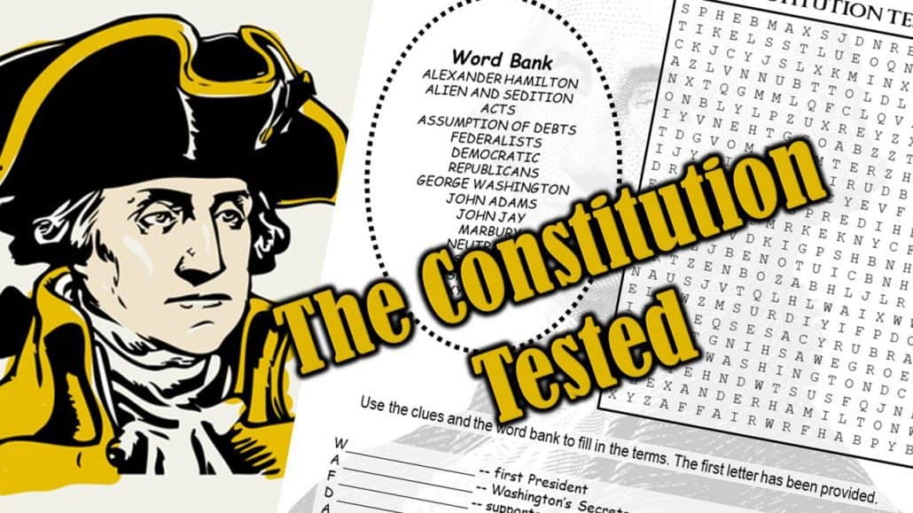 constitution tested puzzle