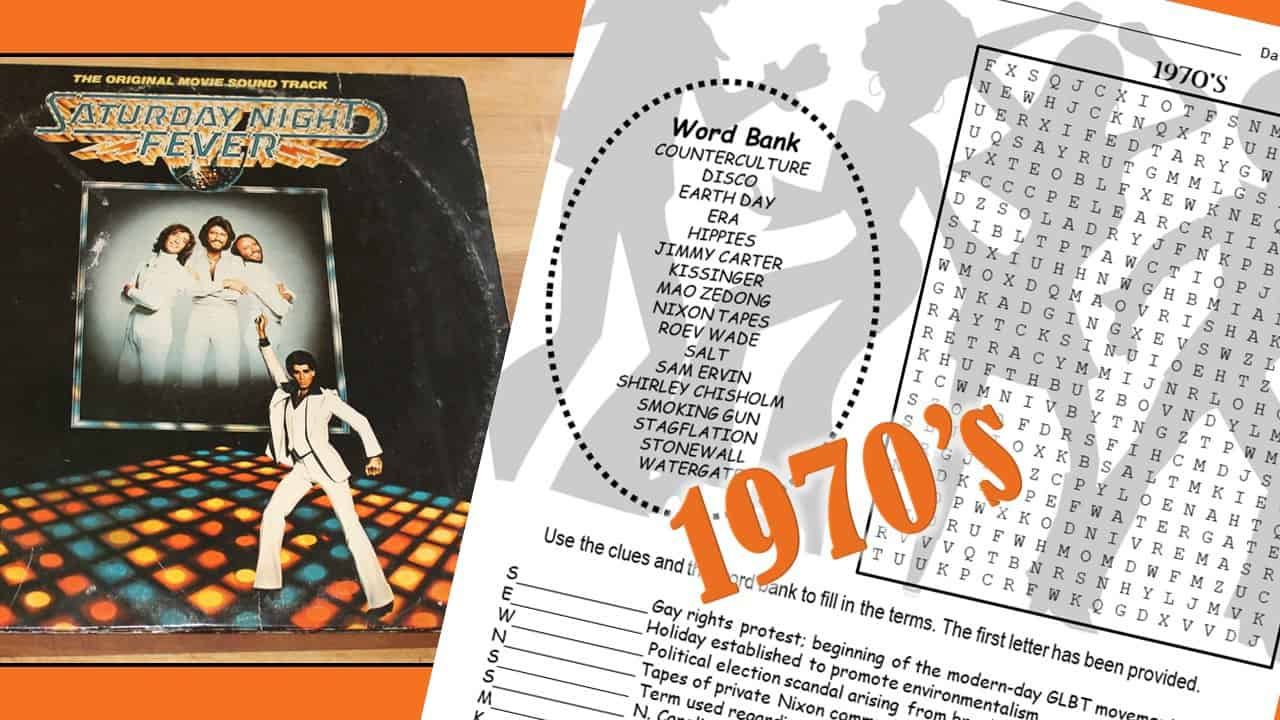1970's puzzle