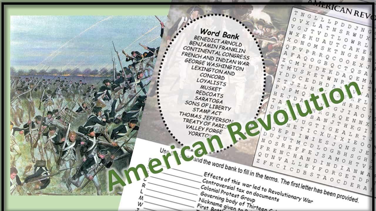American Revolution Main Image