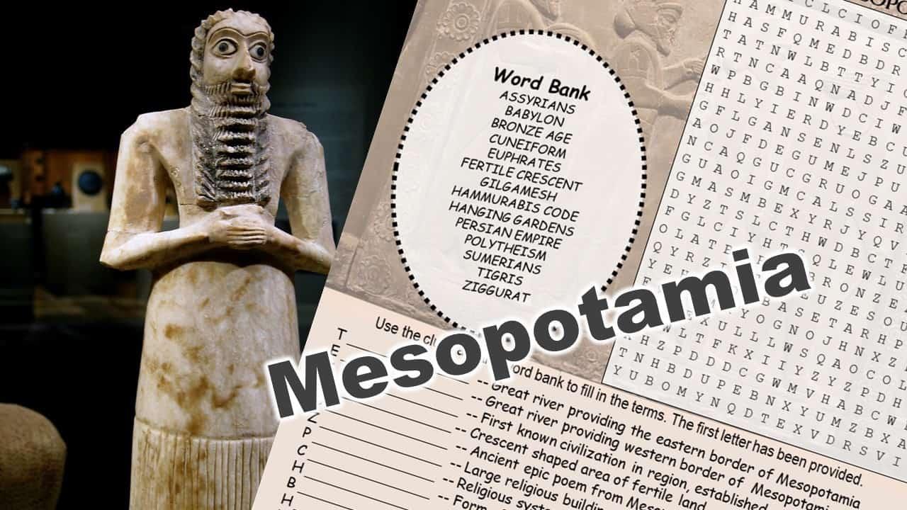 Mesopotamia Puzzle