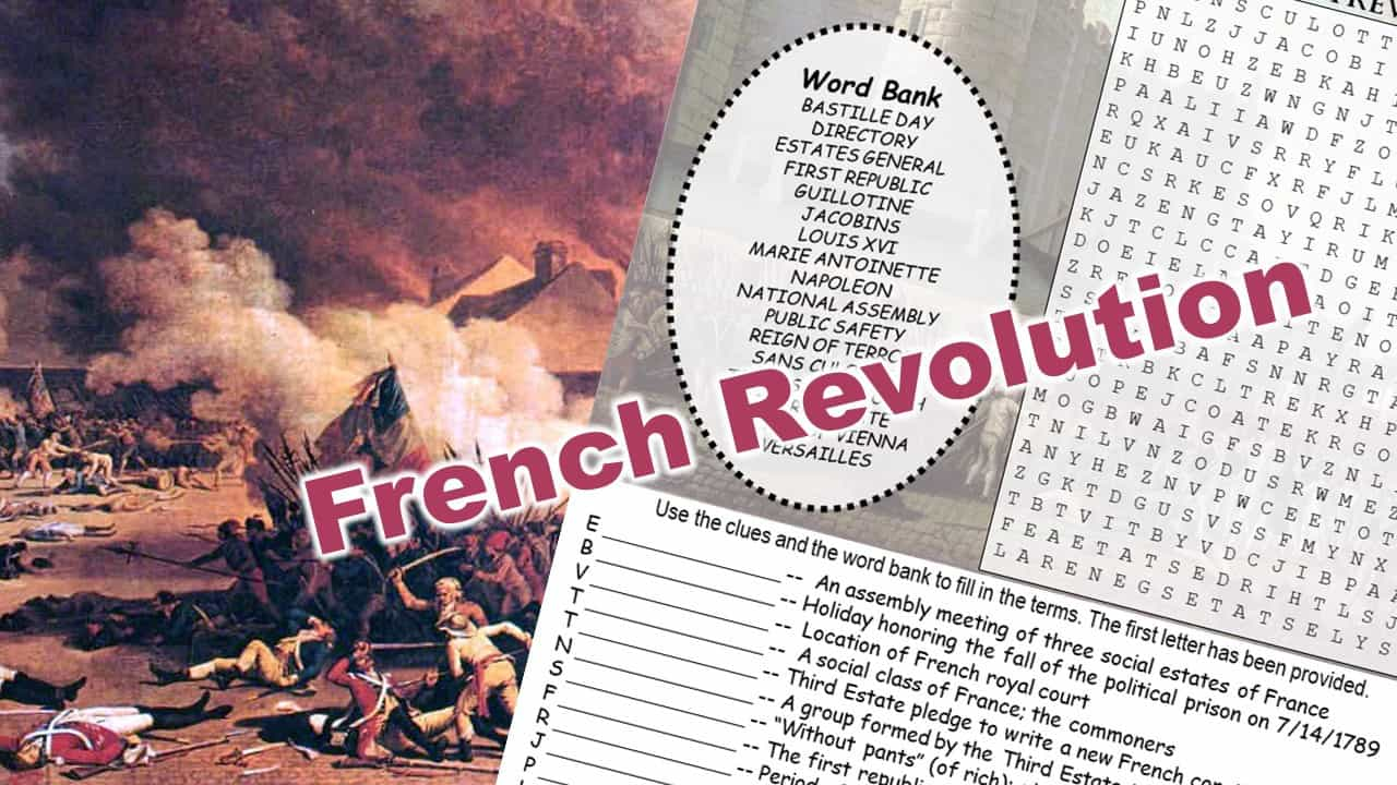 French Revolution Puzzle