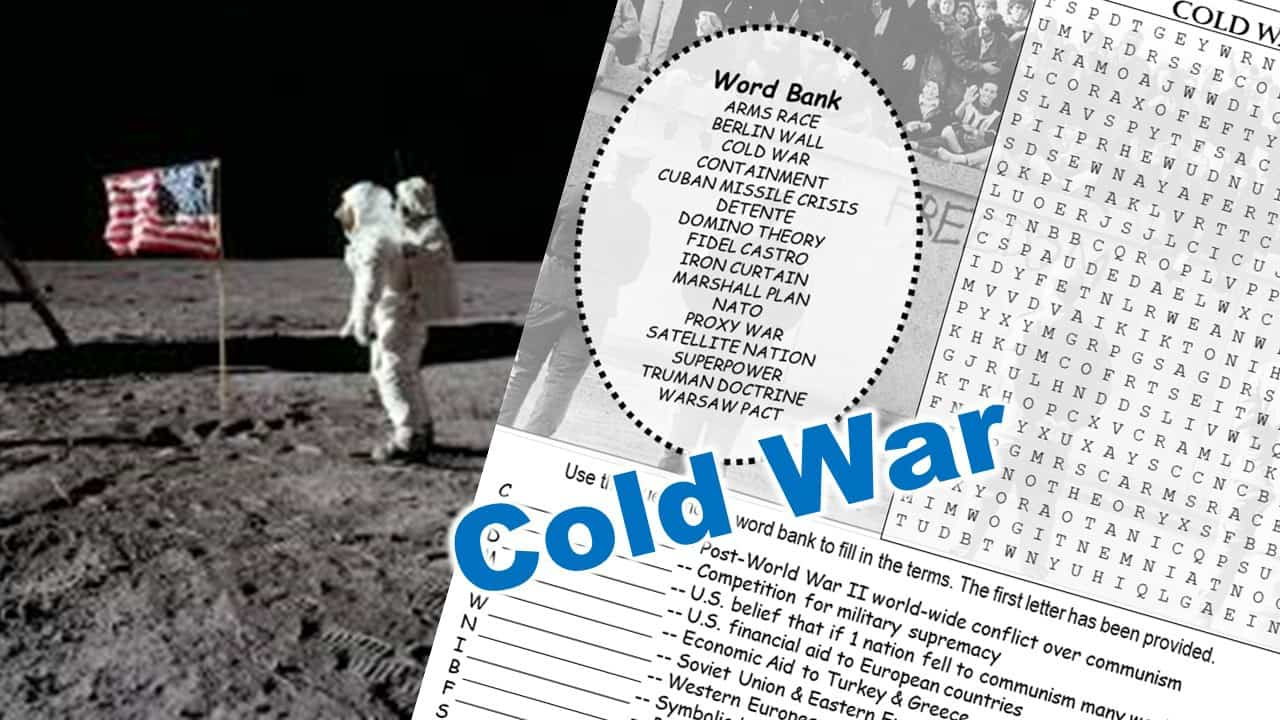 Cold War Word Puzzle