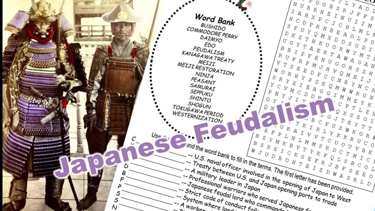 Japanese Feudalism Puzzle