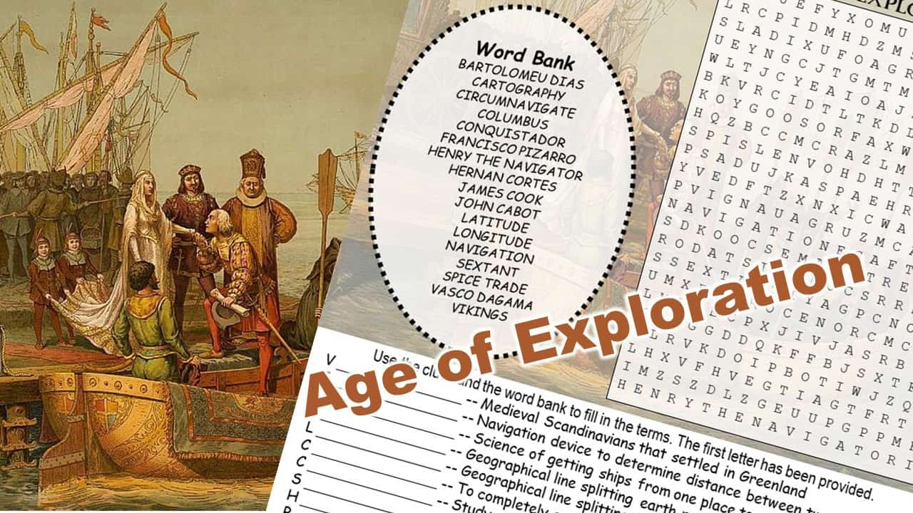 age of exploration puzzle