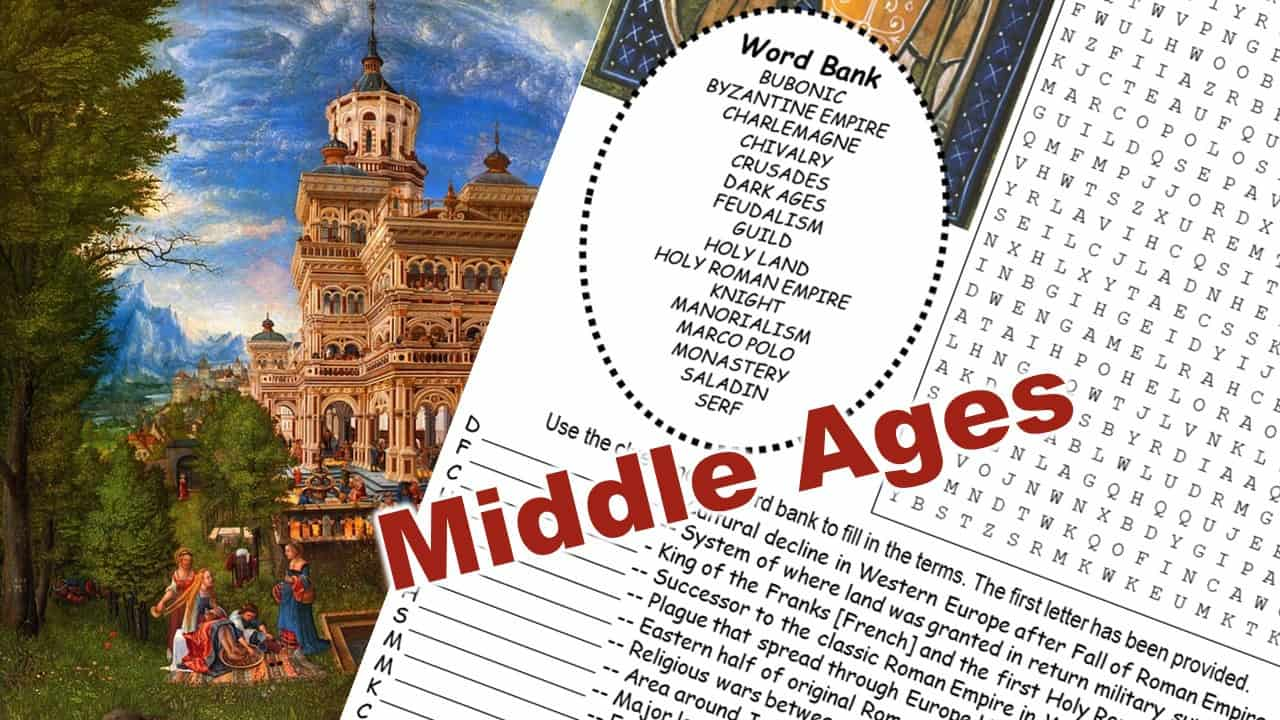 Middle Ages Puzzle