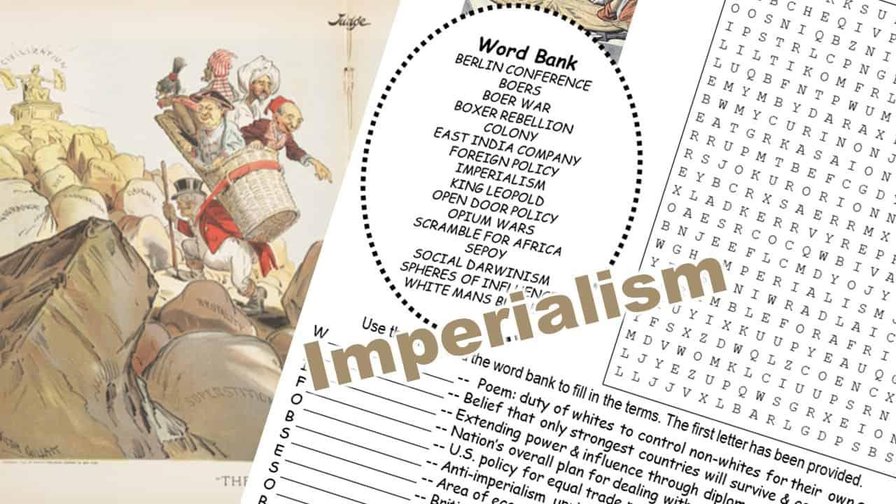 imperialism puzzle