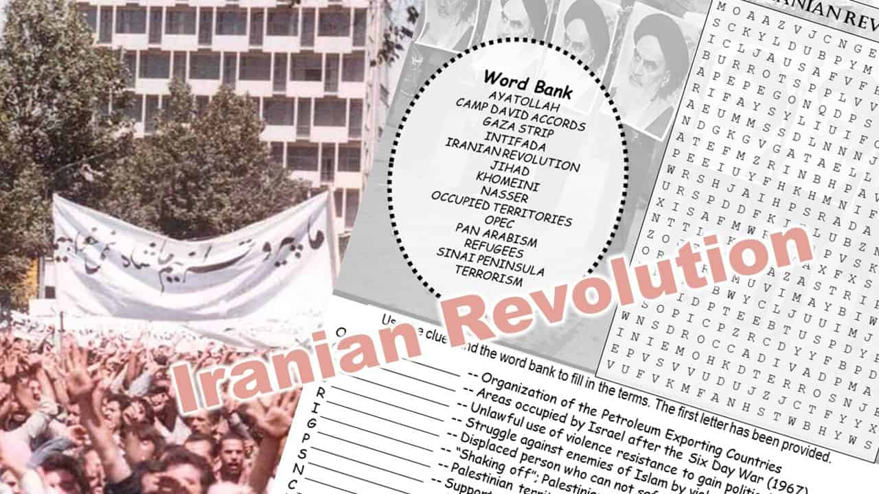 Iranian Revolution Puzzle
