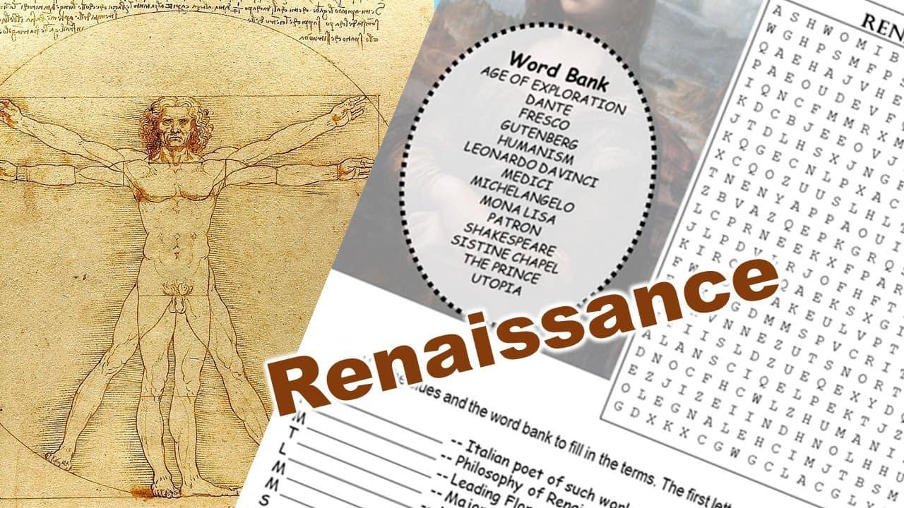 Renaissance puzzle