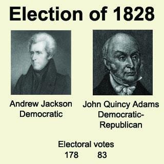 President Jackson main