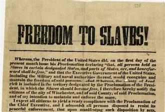 Emancipation Proclamation main