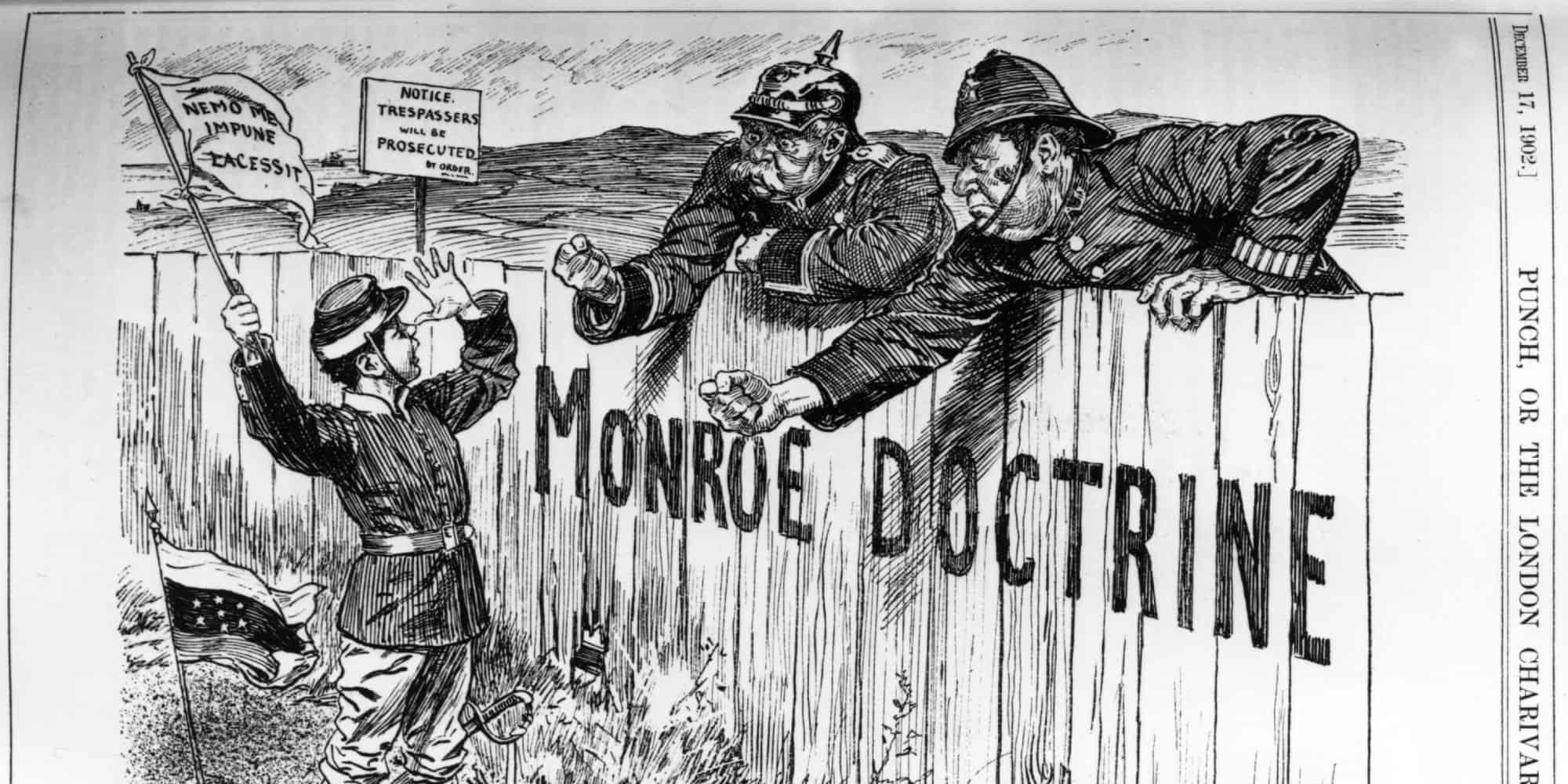 Monroe Doctrine main