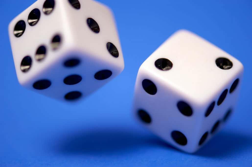 digital dice main
