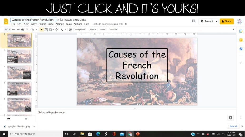 Google Slides Post main