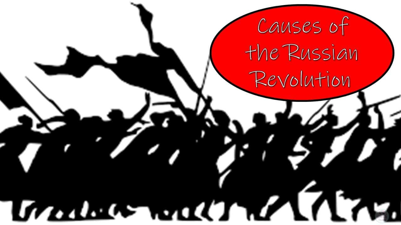 Russian Revolution Causes PowerPoint