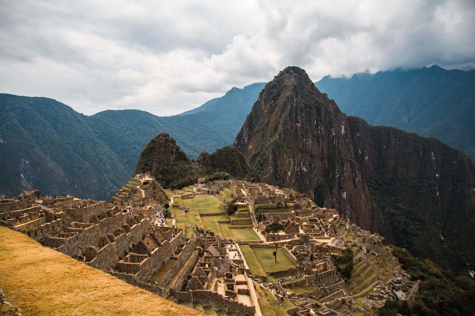 Inca main