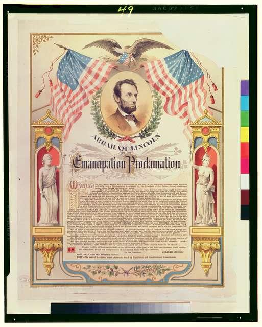 Main Emancipation Proclamation