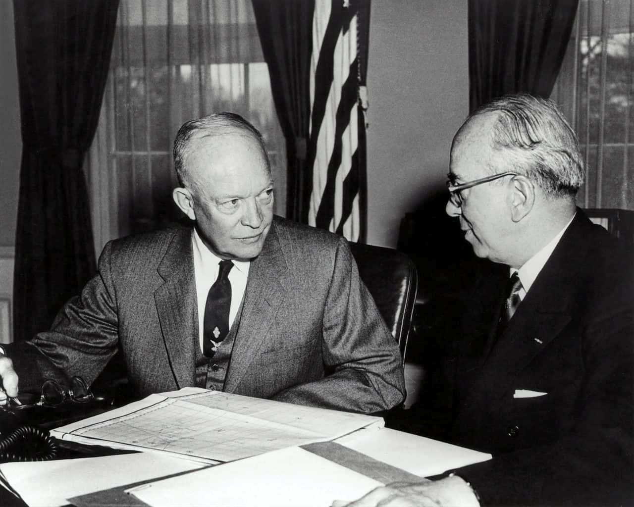 Eisenhower main