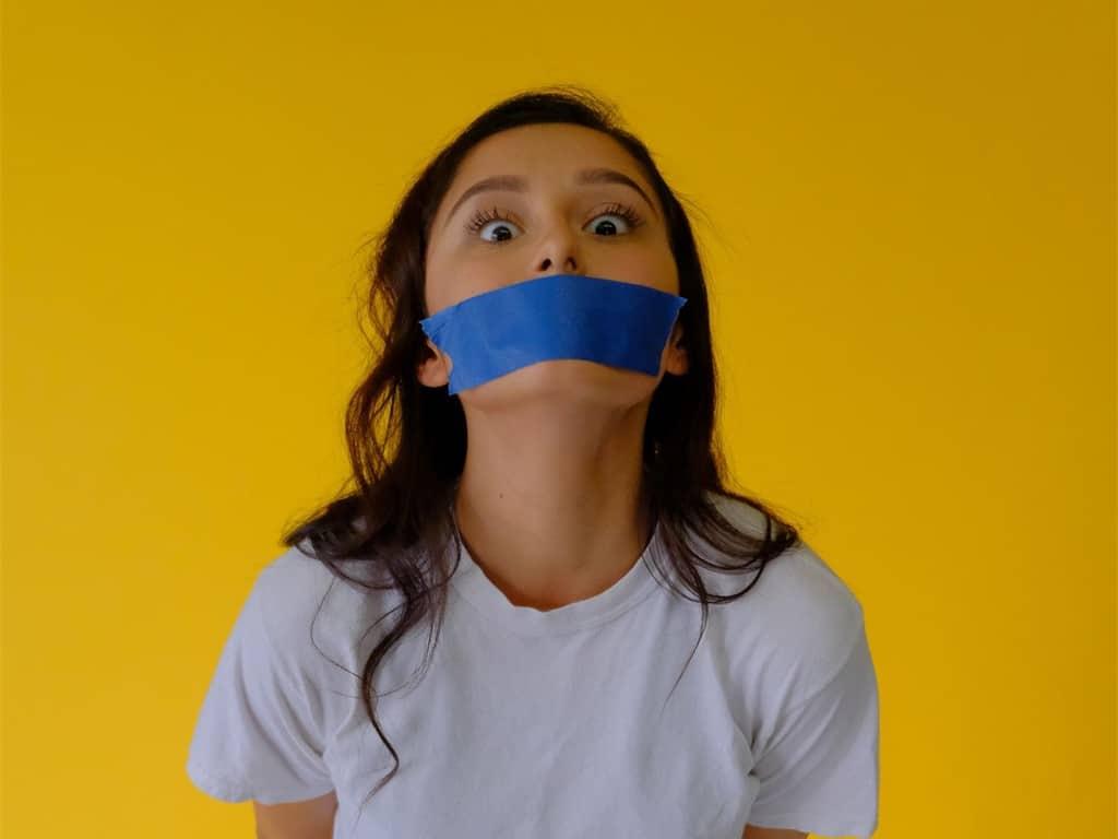 Main Free Speech in Schools