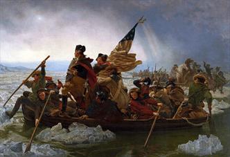 Washington on the Deleware