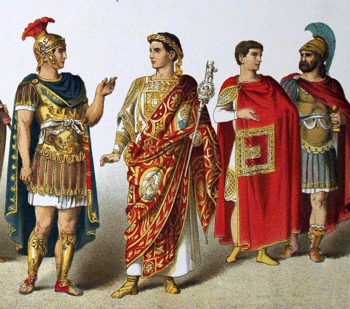 Patricians of Ancient Rome Main
