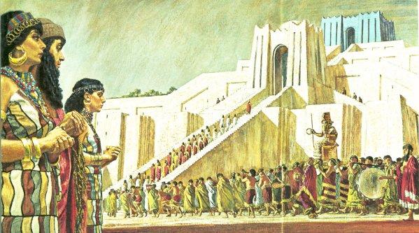 Mesopotamian Society Main