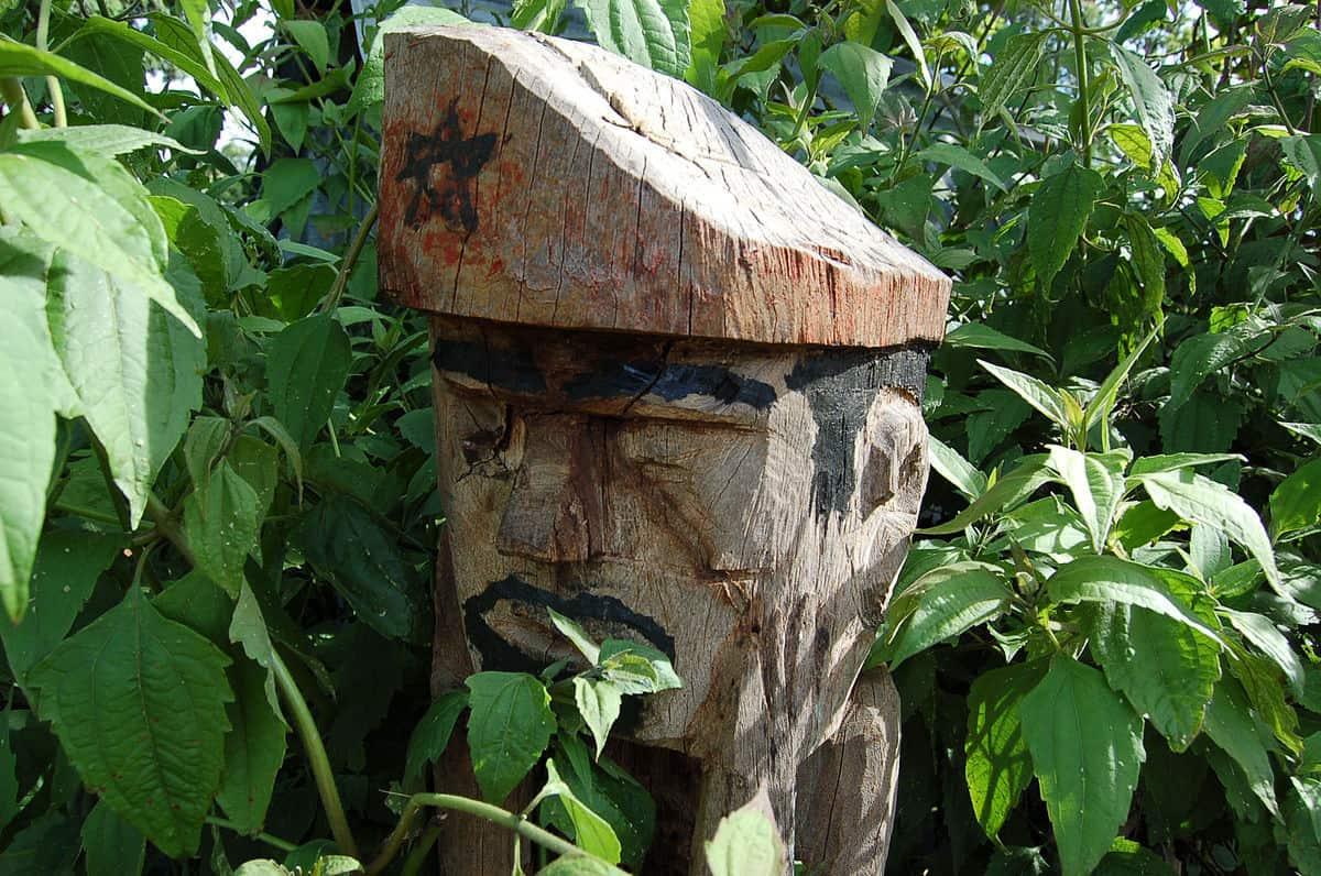 animism spirit sculture main